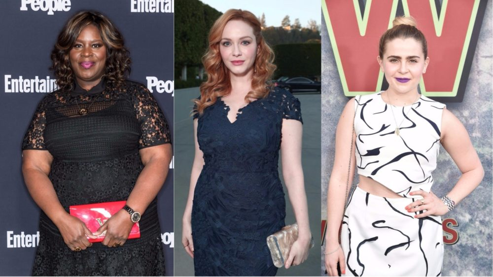 Christina Hendricks, Retta, and Mae Whitman are the television combo we didn't know we needed