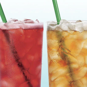 Starbucks will be giving away free iced tea for ONE HOUR ONLY this Friday