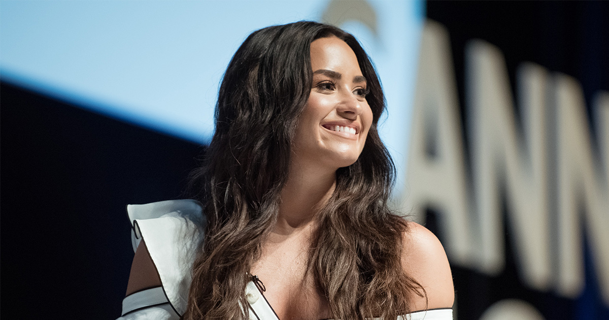 Demi Lovato has opened up about her time away from the spotlight and thanked her fans for their support