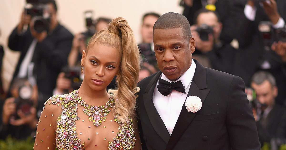 """Jay-Z has admitted that his relationship with Beyoncé wasn't built on """"100 percent truth"""""""