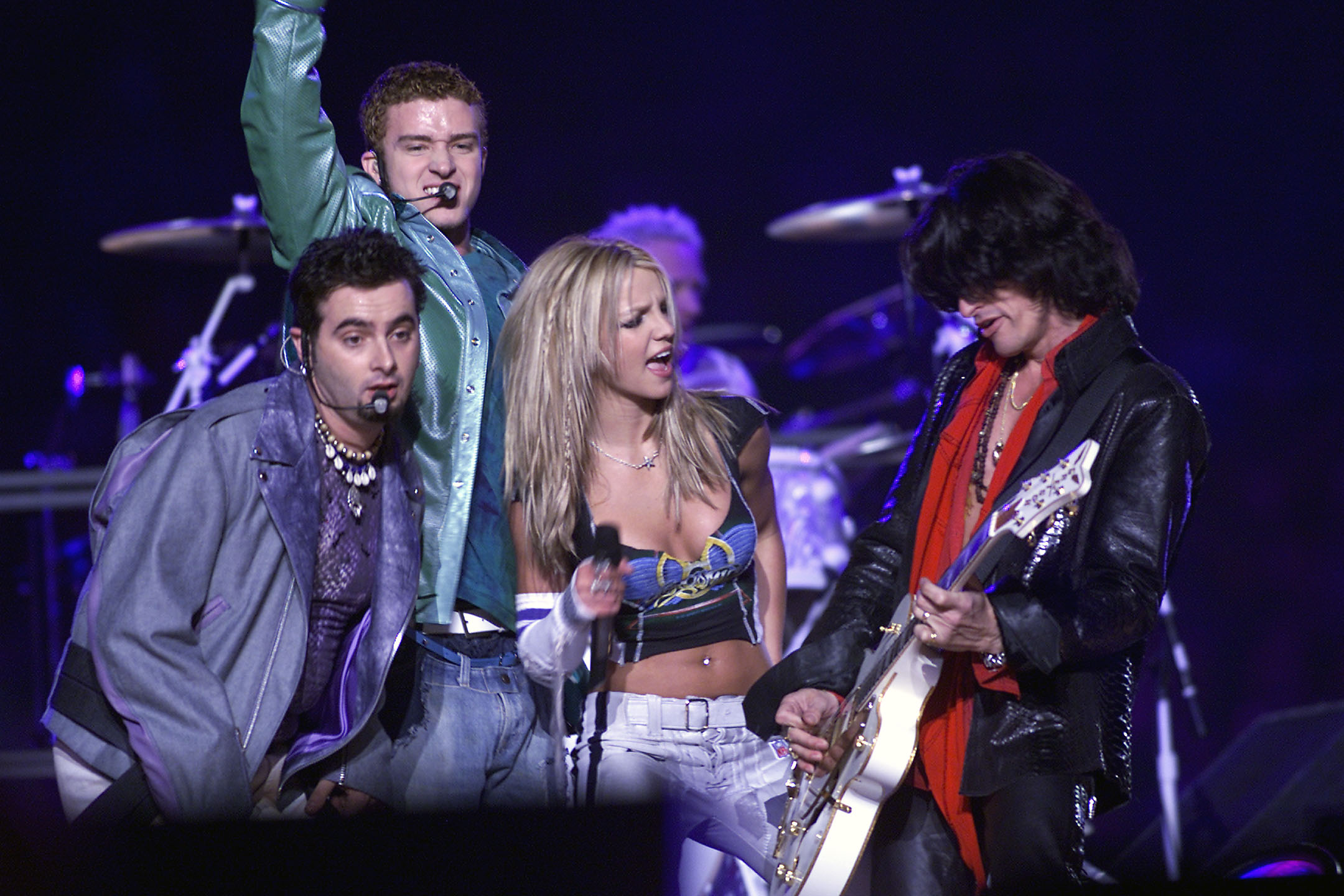 Oh, baby, baby: Rumors are buzzing about a Britney Spears Super Bowl halftime performance