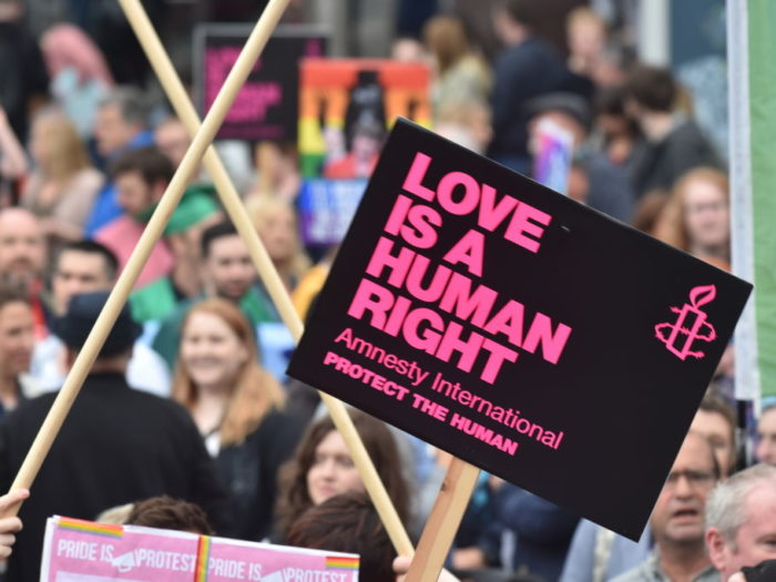 Landmark ruling awards same-sex married couple equal pensions rights