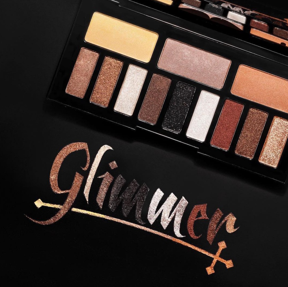 Kat Von D Beauty's highly anticipated Shade and Light Glimmer Palette is here