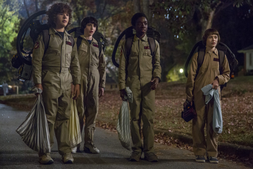 "The poster for ""Stranger Things"" Season 2 is here, and there's something new brewing in Hawkins"