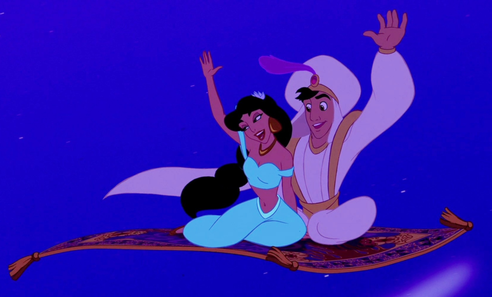 Supposedly, Disney is having a rough time finding the perfect Aladdin and Jasmine for their live-action remake
