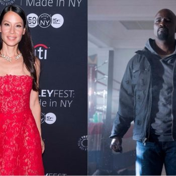 "Lucy Liu will direct the Season 2 premiere of ""Luke Cage,"" and talk about a dream collab"