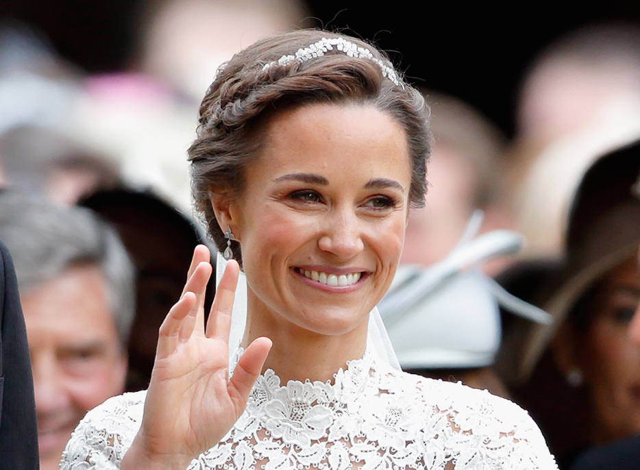 Pippa Middleton wore the exact shade of green we want to wear this summer