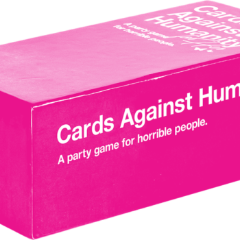 "Cards Against Humanity came out with a ""For Her"" edition to mock the pink tax"