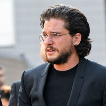 """Kit Harington revealed the trick """"Game of Thrones"""" used to throw off the paparazzi"""