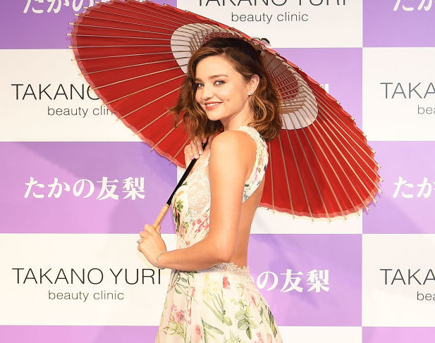 Miranda Kerr's floral dress is inspiring us to go backless — and here are 5 ways to wear the look
