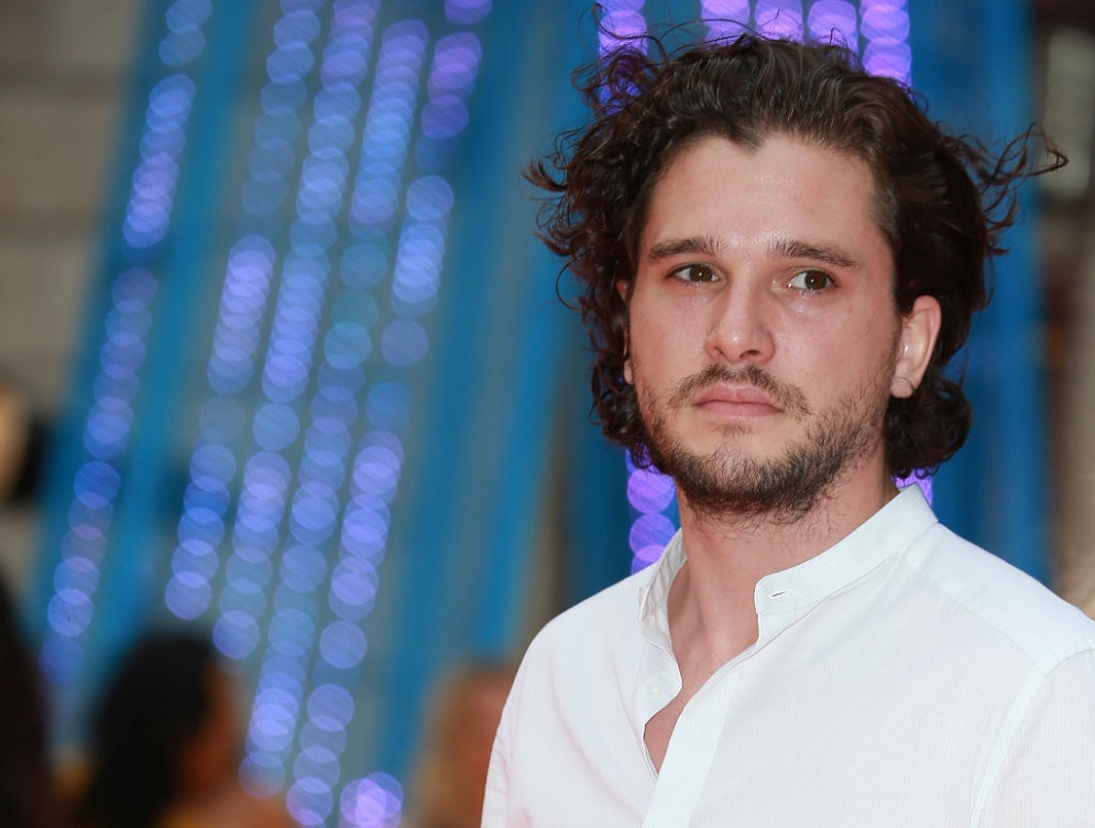 "Here's who Kit Harington wants to take the Iron Throne at the end of ""Game of Thrones"""