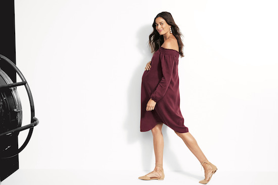 This Target maternity collection is ideal for dreamy pregnancy photoshoots
