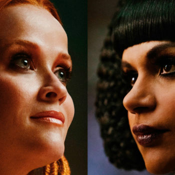"""The first pictures of Mindy, Reese, and Oprah from """"A Wrinkle in Time"""" might be the most beautiful images we've ever seen"""