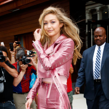 Gigi Hadid's pixie cut is making us want to get a drastic chop this summer