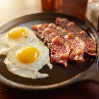 An eggs-and-bacon-themed skatepark might be coming to Washington, so BRB, learning how to skate