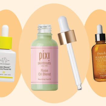Here's why it's important to use a facial oil, especially when the weather is hot