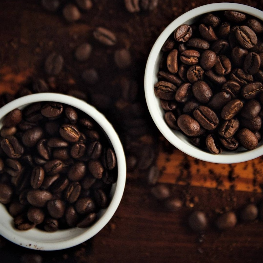 Your cup of joe doesn't have to be average anymore, thanks to this booze-infused coffee
