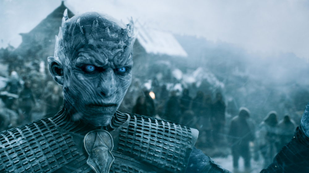 The Night King has created his own Spotify playlist, if you're also into pumping yourself up to fight Jon Snow