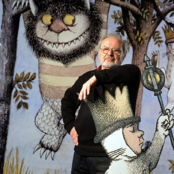 A lost Maurice Sendak book has been discovered and will soon be published, so release your inner wild thing