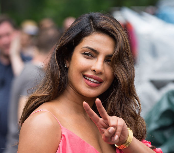 Here's where to buy Priyanka Chopra's flamingo-pink ruffle dress