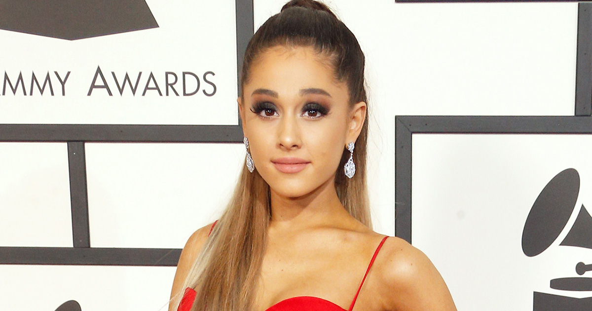 "Ariana Grande once recreated the opening scene from ""Mean Girls,"" and it's so adorably goofy"