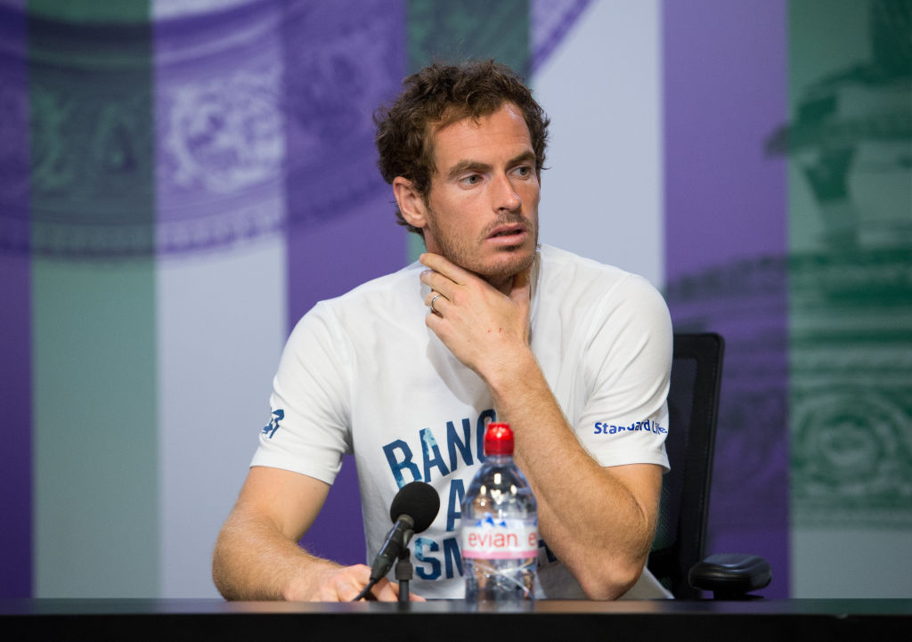 Andy Murray expertly shut down a journalist's casual sexism like the unstoppable boss he is