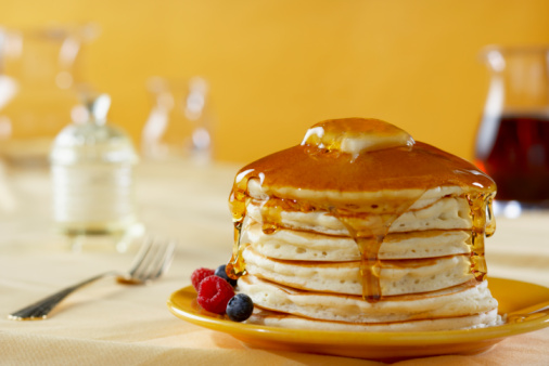IHOP is celebrating its 59th birthday with 59-cent short stack pancakes