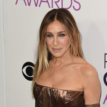 Sarah Jessica Parker's dinner for one will inspire you to treat yourself