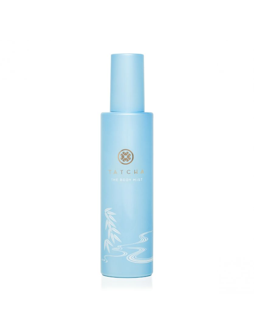 Body mists are making a comeback, and this new one from Tatcha might replace your regular fragrance