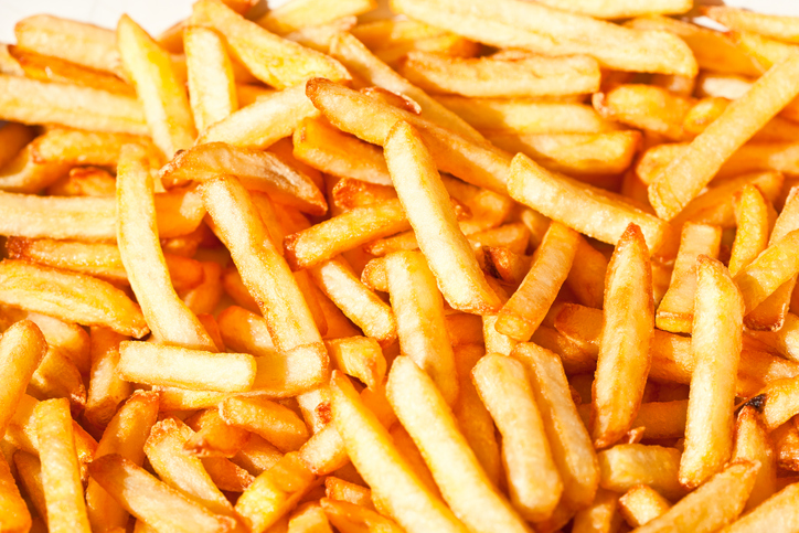 This is America's favorite French fry flavor, in case you were wondering