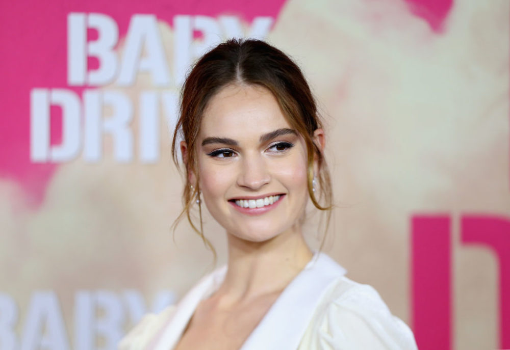 "Lily James will play a young Meryl Streep in the ""Mamma Mia!"" sequel, and we're not making this up"