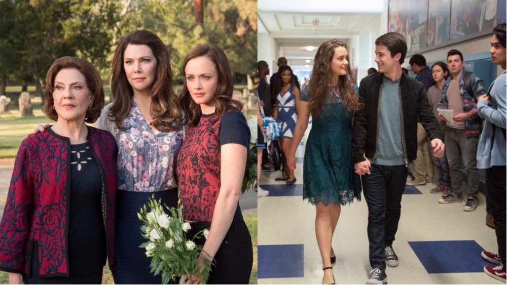 """Gilmore Girls"" and ""13 Reasons Why"" received ZERO Emmy nominations, and we're actually devastated"