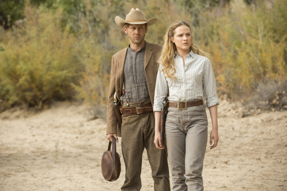 """Westworld"" was nominated for 22 (!) Emmys, and here's what Evan Rachel Wood had to say"