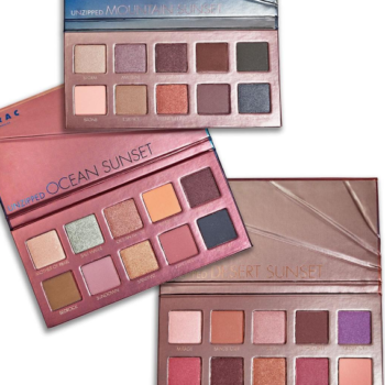 LORAC launched sunset-inspired eyeshadow palettes so you can channel your inner Bob Ross