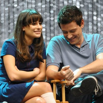 Lea Michele's tribute to Cory Monteith on the fourth anniversary of his death will make you cry at work