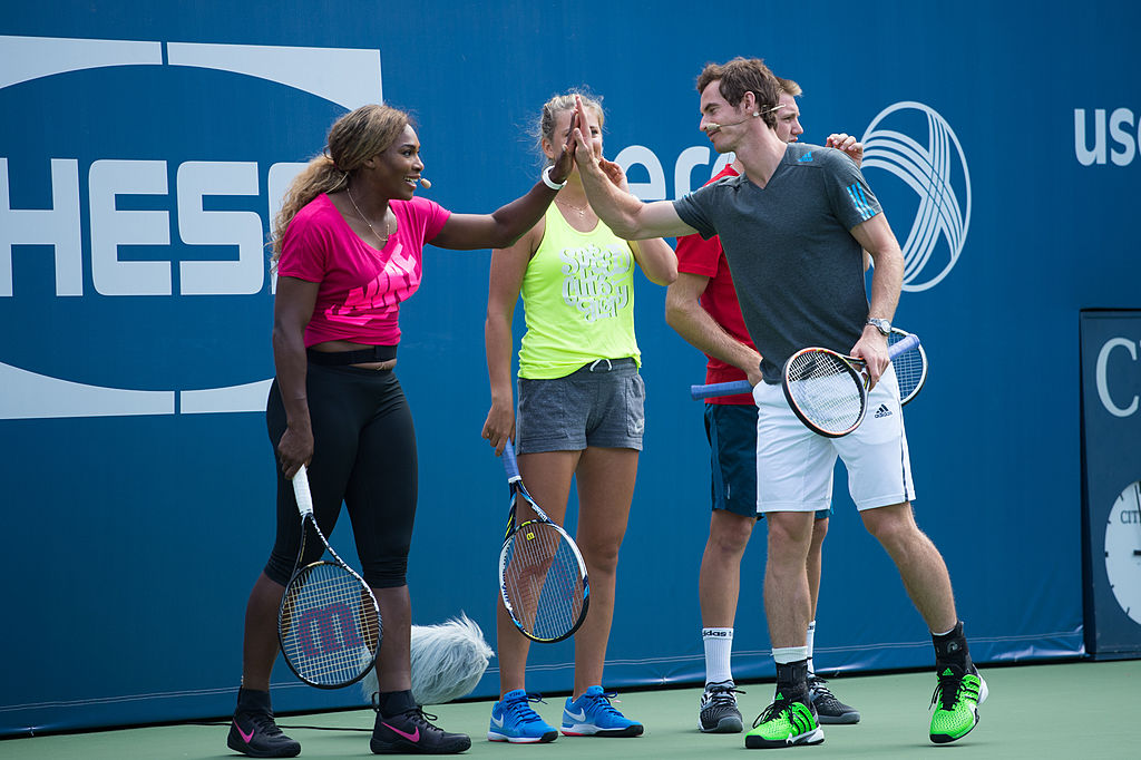 Serena Williams says Andy Murray has always been an ally for women