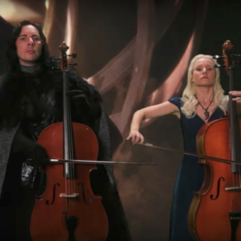"Kristen Bell and Dax Shepard can't wait for the new ""Game of Thrones"" season either, so they made a music video about it"