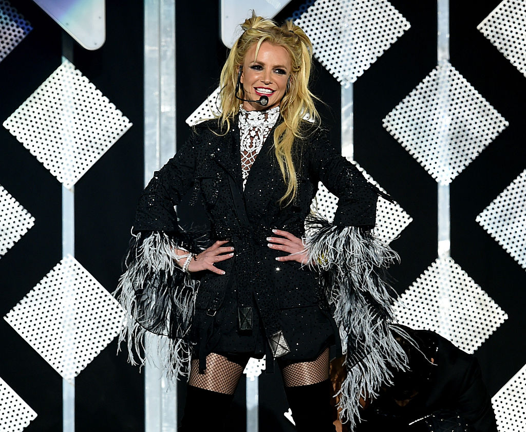 More autotune-free Britney Spears vocals have surfaced, and she sounds amazing