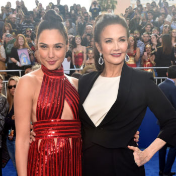 """Lynda Carter might be in the """"Wonder Woman"""" sequel, and please, please, please make this happen"""
