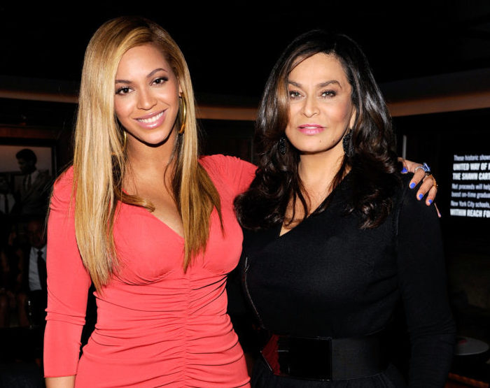 Beyoncé's mom cleared up some major confusion about the twins' names, in case you were head scratching