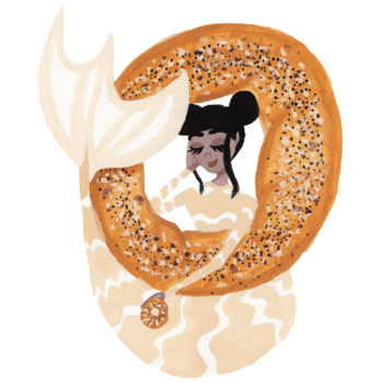 Because who doesn't love bagels?