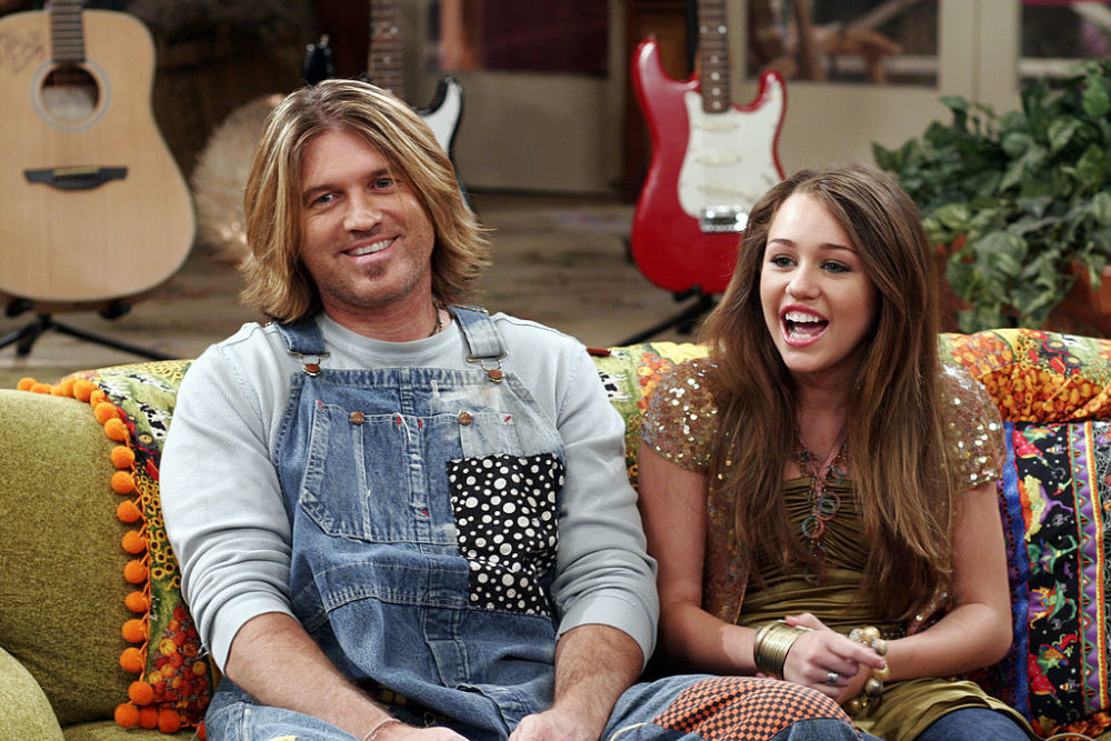 "Miley Cyrus's ""Hannah Montana"" character almost had a *slightly* different name"