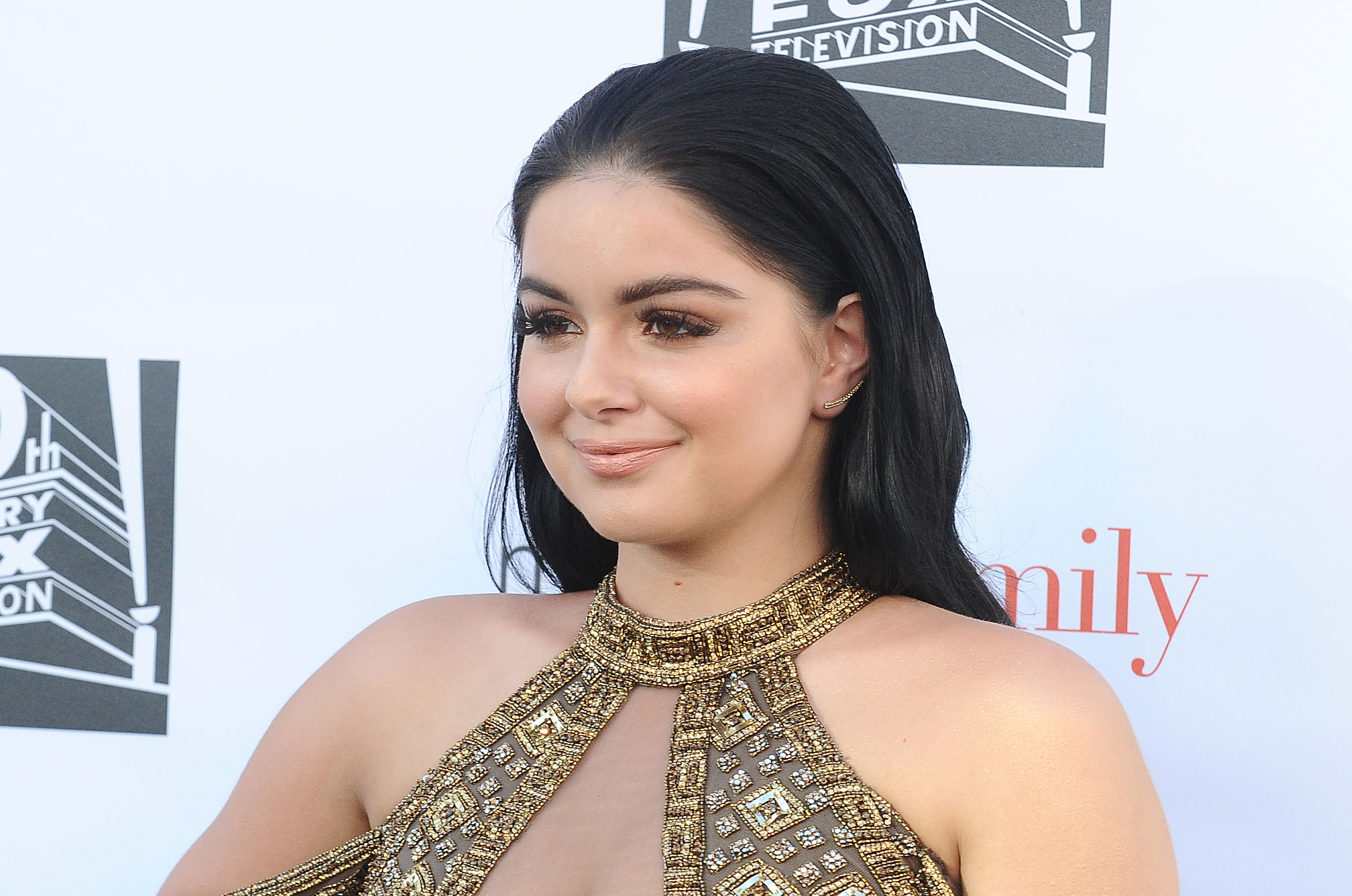 Ariel Winter went on an epic rant after being body shamed for wearing short shorts