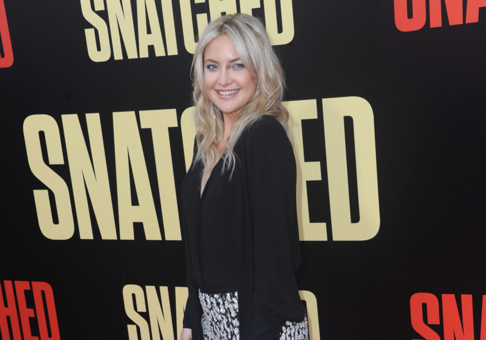 Do Kate Hudson and Maddie Ziegler have some kind of project in the works?