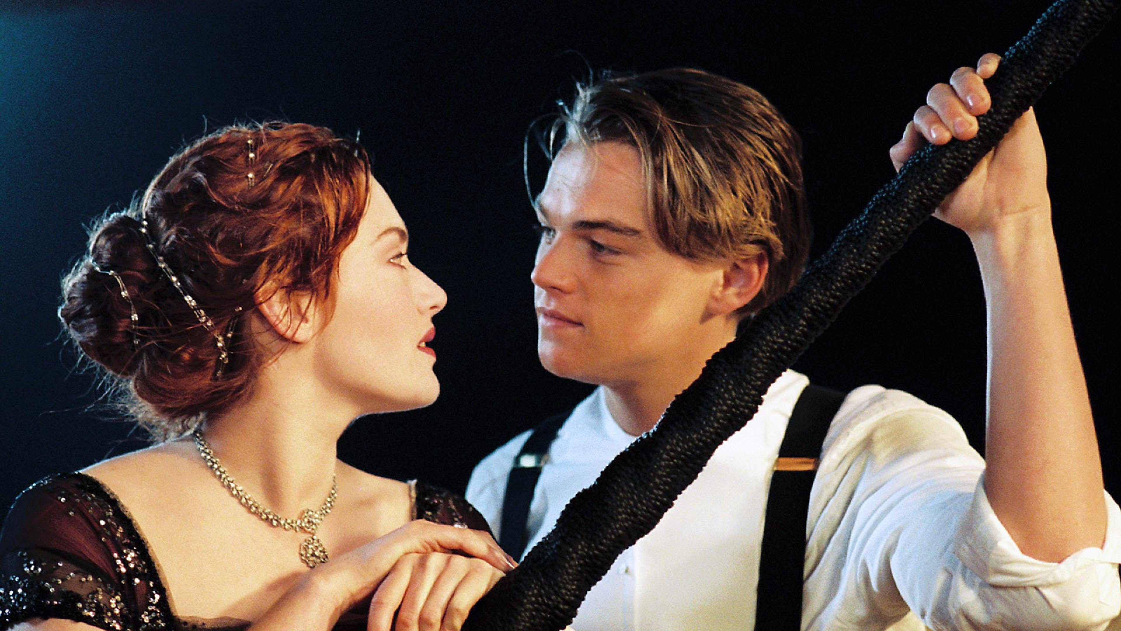 """Kate Winslet learned this important life lesson while filming """"Titanic"""""""