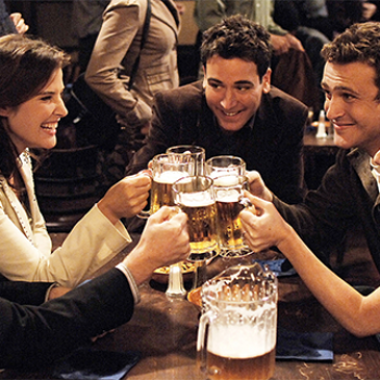 "Cobie Smulders has something to say about the possibility of a ""How I Met Your Mother"" reunion, and we're all ears"