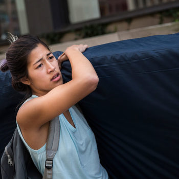 "Columbia University has settled with the male student accused in the ""mattress girl"" rape case"