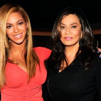 Beyoncé's mom had the sweetest thing to say about Blue Ivy and the twins