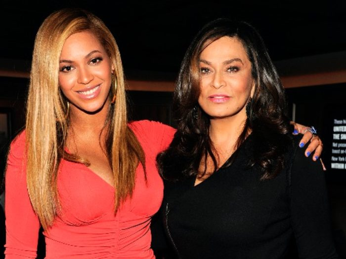 Watch Beyonce's Mom Tina Knowles Lawson Gush Over Daughter's Newborn Twins