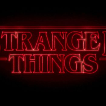 "This is what the ""Stranger Things"" promos would look like if they were designed in 1984"
